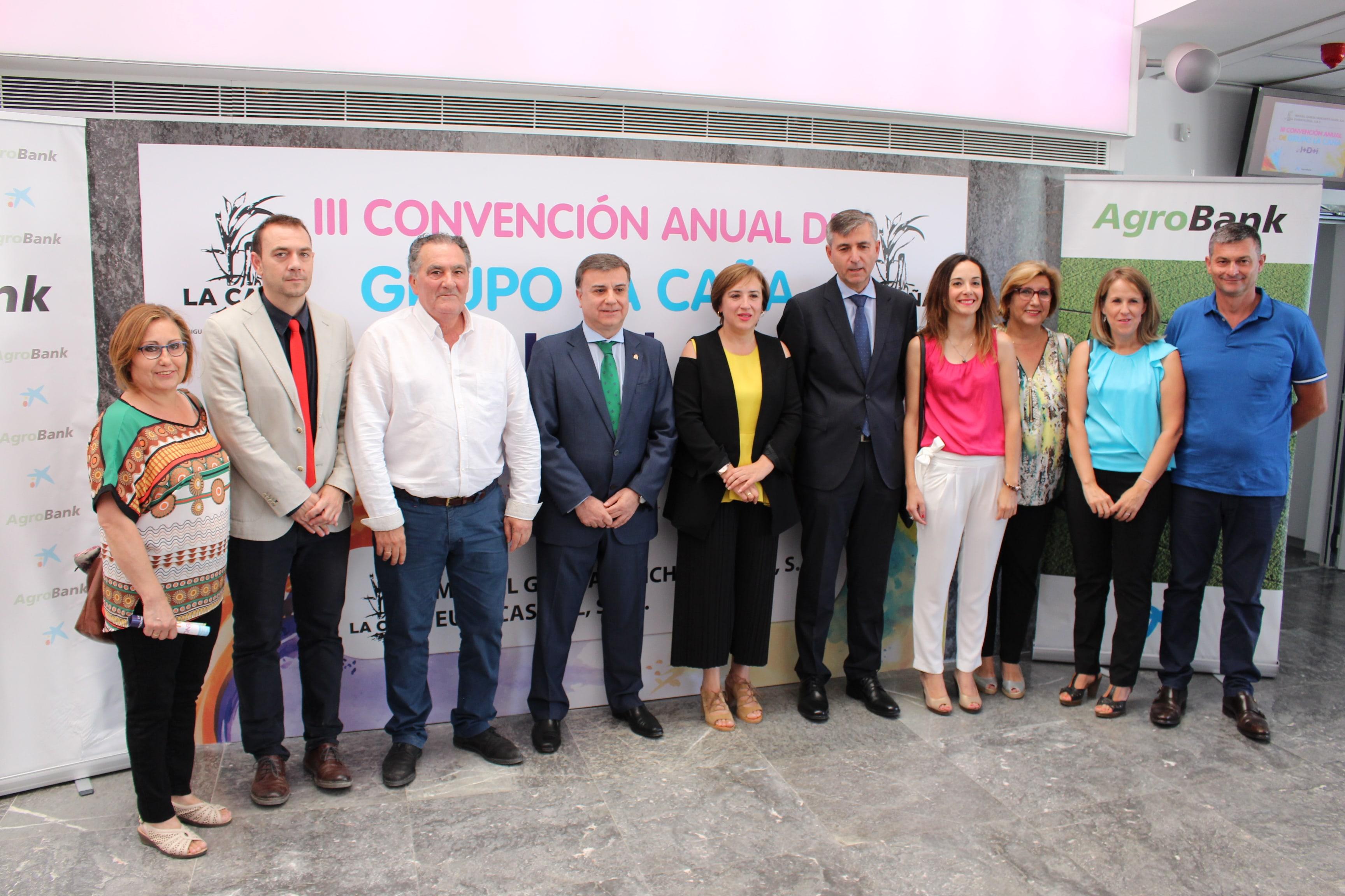 III CONVENCION GRUPO LA CAÑA 3 min